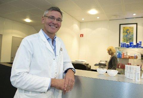 Tom Inge Ørner skulle egentlig bli ortoped, men endte med å starte egen klinikk. I 2008 solgte han klinikken til Teres Medical Group for 55 millioner kroner.