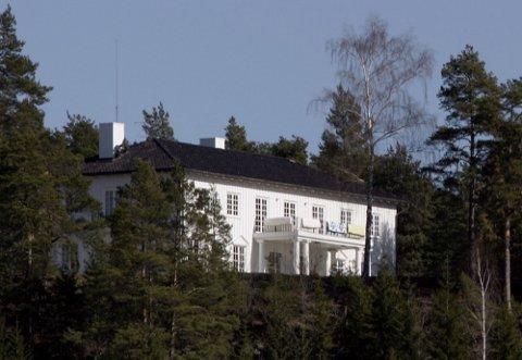 OPPUSSET: Polsk arbeidskraft og materiell er brukt til oppussingen av Søndre Ringåsen 36. Det bidrar til økt avkastning når eiendommen snart er klart for utleie, eller salg, i det hete norske eiendomsmarkedet.
