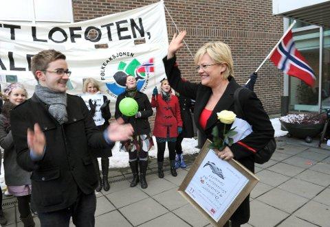 Nei til boring utenfor Lofoten, Vesterålen og Senja i denne stortingsperioden er en seier for SV og partiets leder, Kristin Halvorsen. Men SV må godta petroleumsvirksomhet nærmere land langs kysten av Troms og Finnmark.