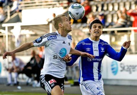 KLAR FOR: Mohamed Elyounoussi er tatt ut på G17 landslaget soms kal spille firenasjoners i Sverige. (Foto: Johnny Helgesen).