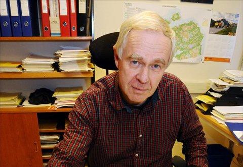 Plansjef Olav Inge Hoem.