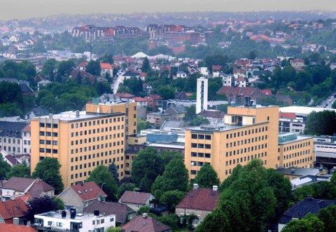 PROBLEMET LØST: Datakollapsen ved Sykehuset Østfold bød på en del problemer i forrige uke, men nå fungerer det meste som vanlig igjen.
