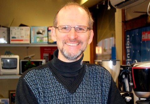 Rolf Egil Johnsen trår til for PMB.