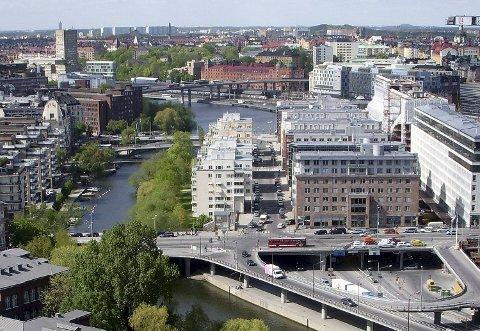 Stockholm: Nordisk storbyferie blir trolig en hit også til neste år. Her fra Blekholmen.
