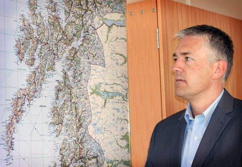DROPOUT: Lav yrkesdeltakelse og drop-out fra videregående skole  bidrar til mangel på arbeidsdskraft, sier Kjell Hugvik, fylkesdirektør i NAV Nordland.