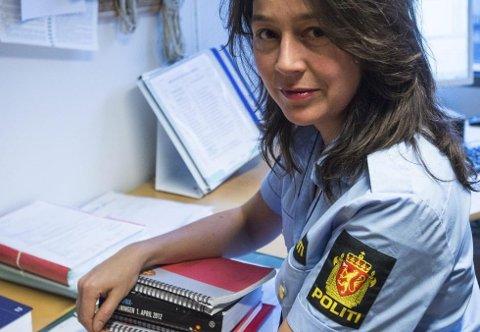 ETTERFORSKNING: Politiadvokat Cathrine Thiis Evensen har ledet etterforskningen mot datteren (36) og hennes ektefelle (35).