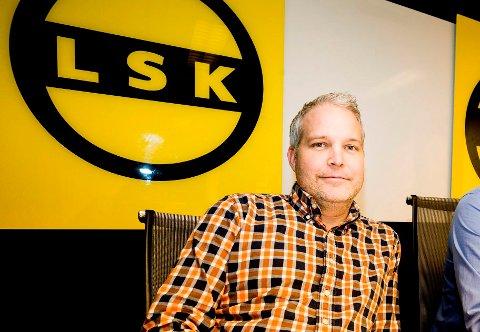 Fungerende styreleder i LSK, Bjørnar Sollie.