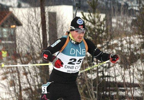 Vegar Bergli ble selv aldri topp ti nasjonalt før han ble junior.