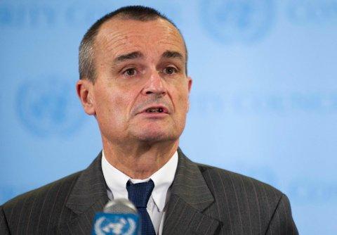 Frankrikes FN-ambassadør Gerard Araud tror observatørene vil være ute av Syria den 19. august.