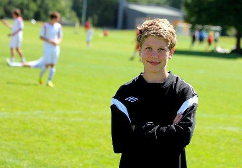Markus Kaasa fra Hei er tatt ut på det norske G15-landslaget i fotball.