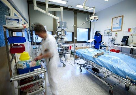 DRAMATISK: Først ble gutten sendt til Lillehammer. Derfra måtte gutten sendes videre til Rikshospitalet for så å bli sendt tilbake igjen til Lillehammer.