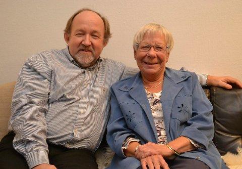 Arkitektene bak: Høyre-veteranene Hans Kristian Sveaas og Inger Solberg har vært sentrale i utformingen av den økte satsingen på barn og unge og frivillige organisasjoner.