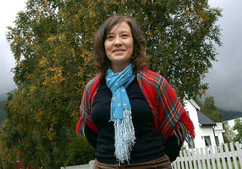 KOM IKKE INN: Maja Lisa Kappfjell kom ikke på Sametinget, men håper å kunne møte som vara for Arbeiderpartiet. Hun mener det er en skandale at valgopptellingen tok ei drøy uke. (Foto: Nils Lorentsen)