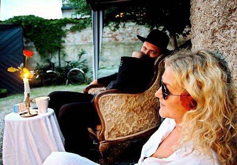 Ekstrakonsert: I tillegg til å spille på Stavernfestivalen, holder Al DeLoner og to musikkolleger en utvidet konsert i elleVilla søndag. (Foto: Sigrid Ringnes)