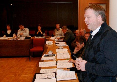 Tore Myklebust (KrF) støtta innføringa av eigedomsskatt i Bremanger kommune.