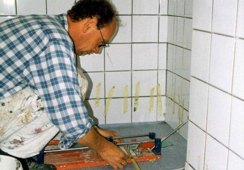 Sjekk håndverkernes referanser før du slipper dem til på badet, eller kan det bli våtere enn du setter pris på.