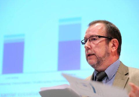 Det er naturlig at lederlønnen er høyere i fylker med mange innbygger, sier Jan Olav Brekke, forbundsleder i Lederne.