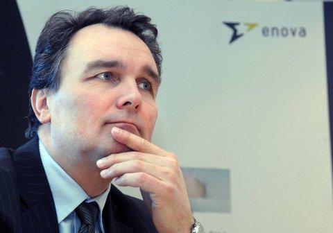 - Enova gir gode råd om klok strømbruk hele året, sier kommunikasjonsdirektør Bård Bjerkake.