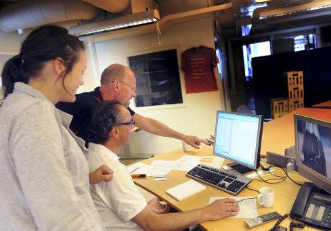 Kommunikasjon og samarbeid; det står høyest på ønskelisten for det norske ønskemellomledere vil lære mer om.