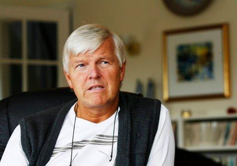 Psykolog Atle Dyregrov.