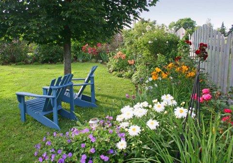Til inspirasjon: Neste søndag åpner flere hundre hageverter oer hele landet hagene sine for publikum.