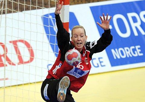 Katrine Lunde Haraldsen.