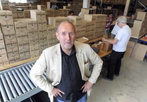 Direktør Johan-Martin Leikvoll ved Attføringsbedriftene i NHO mener regjeringen må gjøre ord til handling.