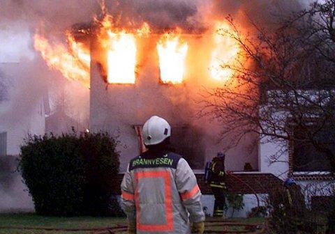 Med 42 omkomne i brann hitti i år, kan 2011-statistikken bli den beste på lenge.