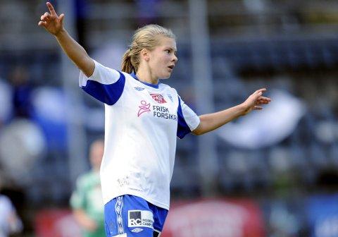 Ada Hegerberg er klar for Stabæk. Det samme er hennes søster, Andrine.