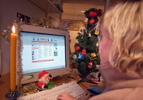 Stadig flere handler julegaver på nettet, men her er det november og ikke desember som er den store shoppingmåneden.