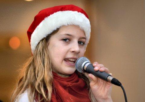 imponerer: Sara Johanne Alavinasab fra Kongsvinger.