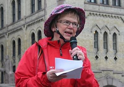 - Salig er de syklende, proklamerte samferdselsminister Magnhild Meltveit Kleppa da hun åpnet Sykle til Jobben-aksjonen i dag.
