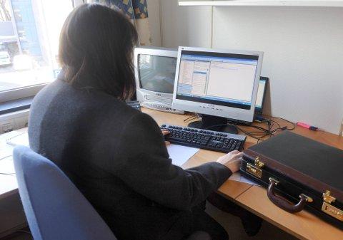 SKADER VEKST. ? Misfornøyde ansatte yter sjelden sitt beste, noe som skader produktivitet, verdiskaping og evne til økonomisk vekst, sier Sverre Simen Hov, kommunikasjonsleder i organisasjonen Lederne.