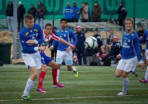 Almir Taletovic og Kvik Halden får spillefri kommende helg.