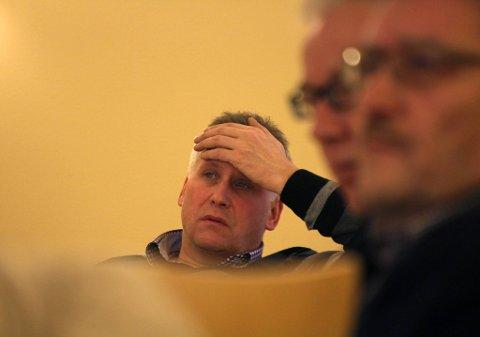 PENGESTOPP: I Jens Betsis tid som rådmann har politikerne bestilt fire forprosjekter, uten å gå videre med noen.