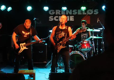 HIT: Platinyas låt «Sex Machine» har truffet en nerve i publikum. Den er mest spilt i Nord-Norge. Lørdag finner de ut om resten av Norge liker musikken deres like godt.