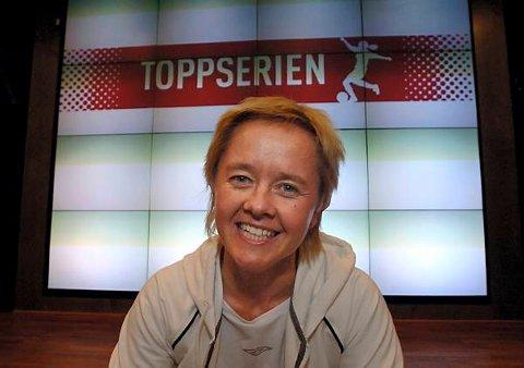Gøril Kringen mener fotballforbundet oppfører seg komisk.