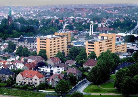 Driften av Sykehuset Østfold går nå med overskudd. (Foto: Jarl M. Andersen)