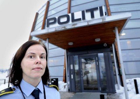 Politiadvokat Nina Lunde bekrefter at politiet fortsatt har mye arbeid igjen i saken der rådmann, teknisk sjef og en forretningsmann er siktet for korrupsjon. Foto: Øyvind Bratt