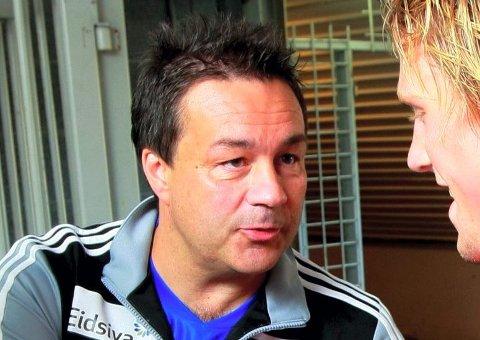 HamKam-trener Vegard Skogheim.