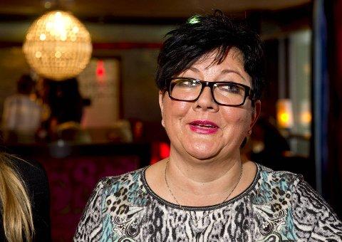 Borghild Feet i reklmaebyrået NeoLab vant Damemiddagens Forretningspris.