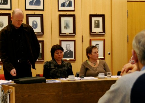 Espen W. Gulliksen meiner det er feigt å seie nei til eigedomsskatt i den situasjonen Bremanger kommune er i no.