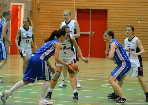 Det endte med tap mot Nordstrand for Hønefoss-damene.