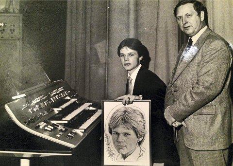 Jan Østnes musikk i Lillestrøm var en populær Yamaha-forhandler på 70- og 80-tallet. På det meste solgte han 300 orgler i året