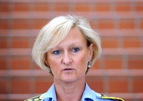 Gro Smogeli, sjef for Finans- og Miljøseksjonen i Oslo politidistrikt. opplyste at fire personer er siktet i kampfiksingssaken.