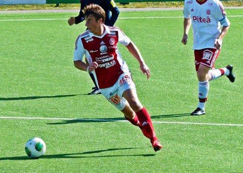 Björn Berglund er klar for Kvik HFK.