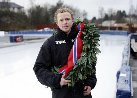 MESTER: Dag Erik Kleven vant alle fire distansene under Sprint-NM i Bergen og kan se fram til VM-start på Hamar.FOTO: EIRIK HAGESÆTER/BERGENSAVISEN