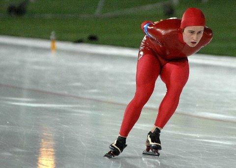 Ole B. Næss gikk inn til to pallplasseringen i helgens Norgescuprunde i skøyter.