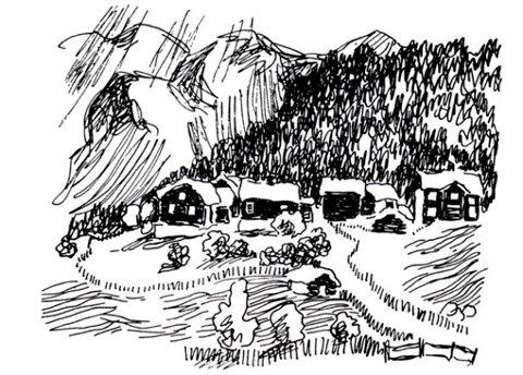 Historien om Jartrud Pålsdatter er hentet fra Sandbu.