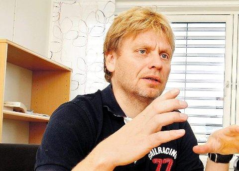 Mer heroin og mye piller bekymrer Skule Worpvik ved Grenland politistasjon.